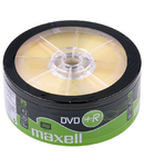 DVD+R MAXELL 4,7 GB 16X SP.25BUC