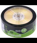 DVD+R MAXELL 4,7 GB 16X SP.25BUC