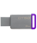FLASH DRIVE 8GB USB 3.0 METAL 50 KINGSTON