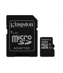 MICROSD CARD 32GB CLASS 4 ADAPTOR KINGSTON