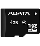 MICRO SD CARD 4GB FARA ADAPTOR ADATA