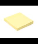 POST-IT GALBEN NEON 75X75 400B PLATINET