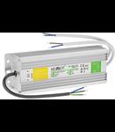 ALIMENTATOR BANDA LED 120W 12V 10A IP67