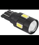 BEC LED AUTO CANBUS T10 5730 12V