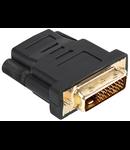 ADAPTOR HDMI MAMA-DVI TATA 24+1