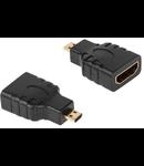ADAPTOR HDMI MAMA - MICRO HDMI TATA