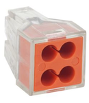 CONECTOR UNIVERSAL 4 X (0.75-2.5MM)