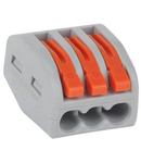 CONECTOR UNIVERSAL 3 X (0.75-2.5MM)