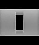 Placa ornament Titan 1 modul Gewiss Virna