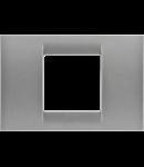 Placa ornament Titan 2 module Gewiss Virna