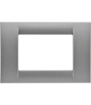 Placa ornament Titan 3 module Gewiss Virna
