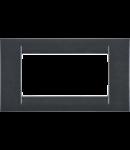 Placa ornament Ardezie 6 module Gewiss Virna