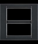 Placa ornament Ardezie 8 (4+4) module Gewiss Virna