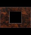 Placa ornament Alun Englezesc 2 module Gewiss Virna