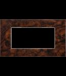Placa ornament Alun Englezesc 4 module Gewiss Virna