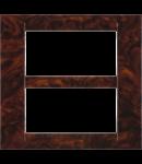 Placa ornament Alun Englezesc 8 (4+4) module Gewiss Virna