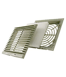 GRILAJ PT. VENTILATOR 124x124mm
