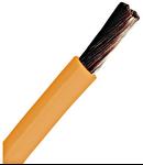 Conductor flexibil cu izolaţie din PVC H07V-K 1,5mm² orange