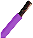 Conductor flexibil cu izolaţie din PVC H07V-K 1,5mm² violet