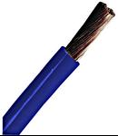 Conductor flexibil cu izolaţie din PVC H07V-K 4mm²  albastru inchis