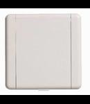 Doza - Priza perete plastic, alb