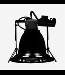Spot downlight cu reflector 8034F,2X18 alb