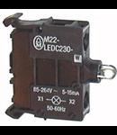 216566 - Element cu LED230V,alb, spate