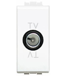 PRIZA TV 1M ALB BTICINO LIVING LIGHT