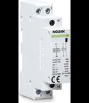 Contactor pentru iluminat  20A 220/230V 2NO - Ex9CH20 20 220/230V 50/60Hz