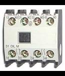 22253 contact auxiliar pentru contactor
