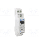 276298 - Buton modular 1NI+1ND cu led 230V AC/DC