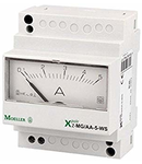 248227 - Ampermetru analog modular,trafo 0-600A/5