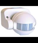 SENZOR MISCARE 230V 180' 1200W ALB (SFERIC) IP44(10-0502)
