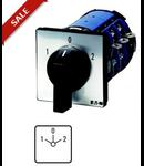 96014 - Comutator inversor cu pozitie de OFF 1-0-2 100A