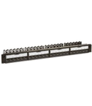 Patch Panel 19'' 1u Cat5e Utp