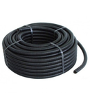 TUB FLEXIBIL 16MM NEGRU COURBI