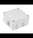 Doza aparenta etansa pentru legaturi electrice 100/100/70 IP65