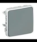 COMANDA PENTRU STORURI ELECTRICE RF IP55 GRI PLEXO