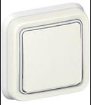 INTRERUPATOR CAP-SCARA ST 10A IP55 ALB PLEXO