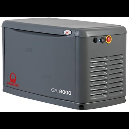 Generator monofazat 10kva alimentare cu GPL Pramac