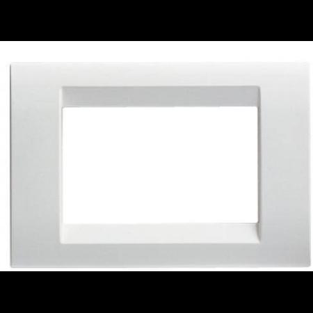 Placa ornament alb 6 module  Gewiss Virna Gewiss