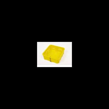 Doza gips carton legatura 105x105 Cavi