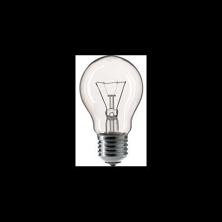 Bec clar 25w/230v E27 Philips