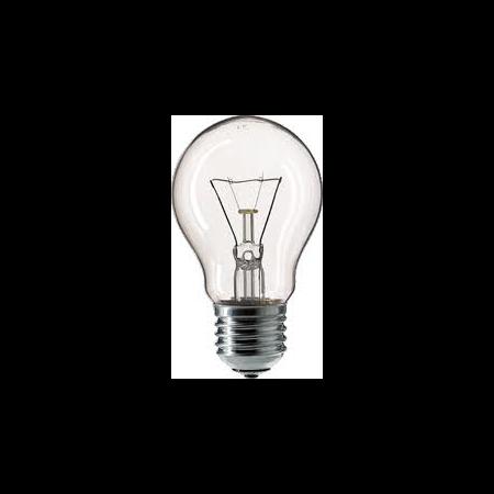 Bec clar 15w/230v E27 Philips