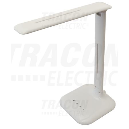 CIL birou LED, reglajul temp.de culoare si fluxului luminos LAL4W 100-240 V, 50 Hz, 4 W, 2700-6000 K Tracon