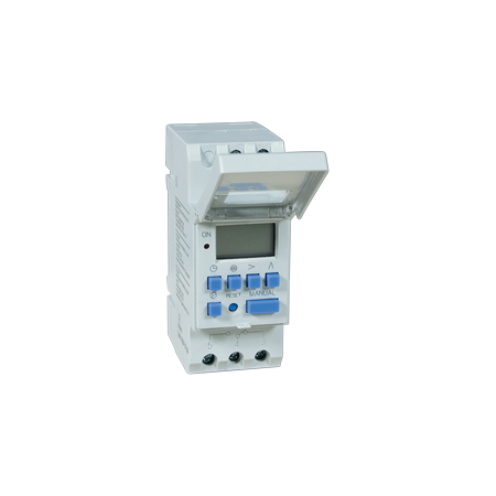 Timer electronic cu un canal TE15A Elmark