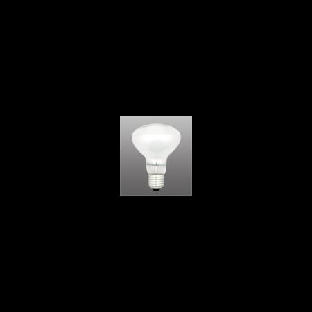 Bec incandescent reflector 230V R-80 75W Brilux