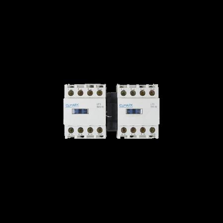 Bloc contact auxiliar 2NO+2NC- 2 normal inchis+2 deschis Elmark