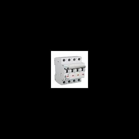 Siguranta automata 3P+N tetrapolara 20A 4,5ka Moeller  Moeller Eaton