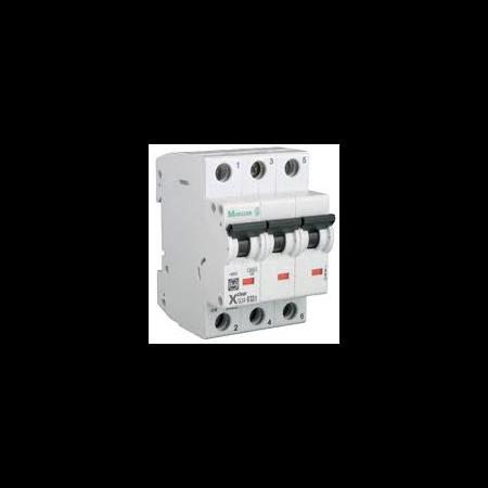 Siguranta automata 3P+N tetrapolara 63A 4,5ka Moeller  Moeller Eaton